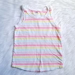 🌸Old Navy Striped Tank Top Size 5T⭐